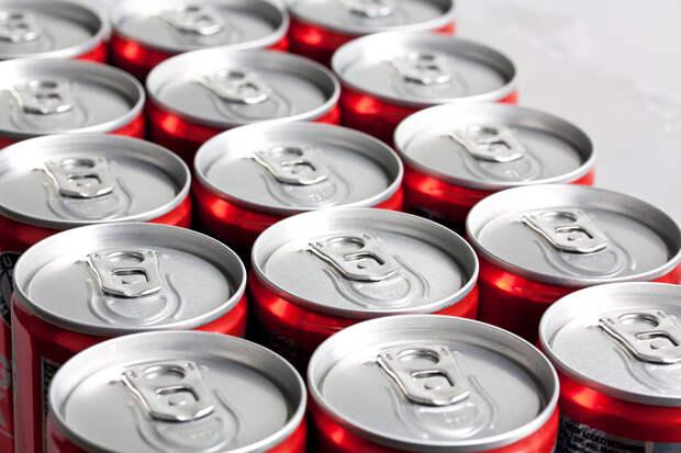 Напитки в жестяных банках опасны для здоровья