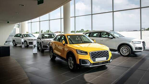 Затраты россиян на покупку новых автомобилей выросли в 2021 году