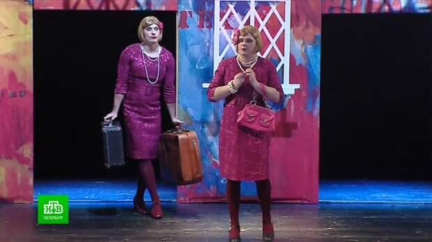 Юбилей «Примадонн» театр «Буфф» отметил авантюрным капустником