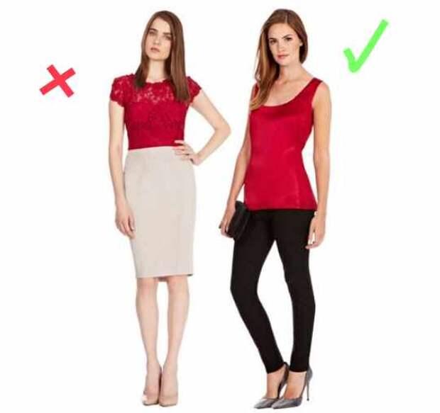 Разные типы фигур: как одеваться красиво и стильно