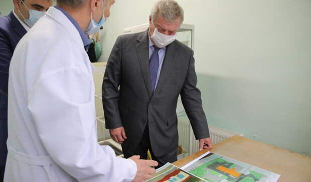 Ремонт детской городской больницы в Таганроге начнут на два года раньше
