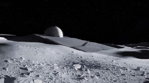 Снятое видео подтвердило, что Луна - база инопланетян