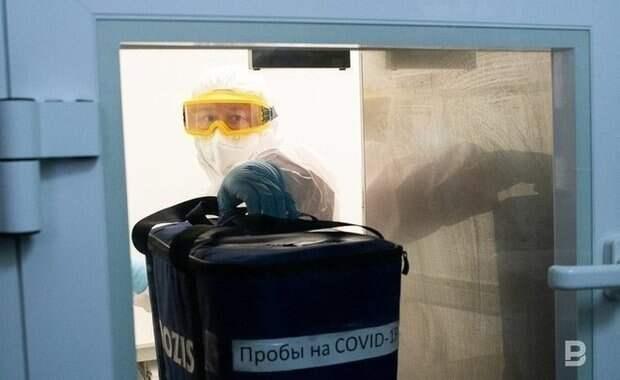 В Татарстане выявили 33 новых случая COVID-19
