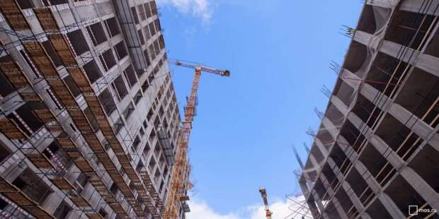 Собянин рассказал о Единой цифровой платформе в сфере строительства Москвы Фото: Д. Гришкин mos.ru
