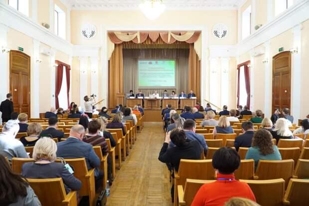 В столице Крыма стартовала IV Всероссийская научно-практическая конференция о лучших практиках бюджетирования