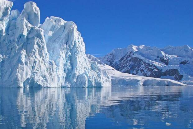 Основным источником пресной воды на Земле являются ледники