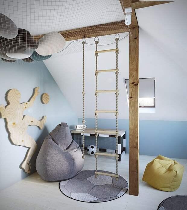 декор игровой комнаты фото 5