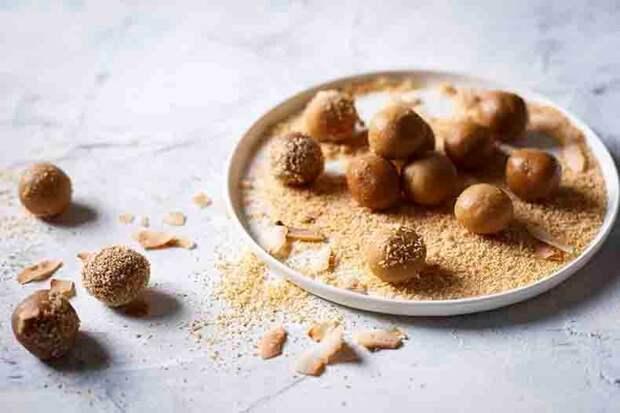 Рецепт полезных имбирных конфет БЕЗ сахара