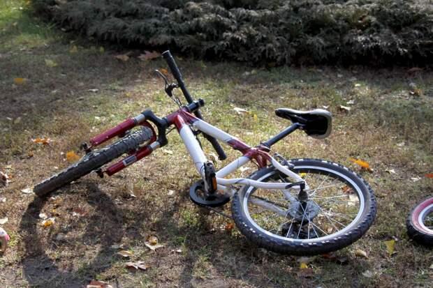 Подросток в Удмуртии погиб, упав с велосипеда