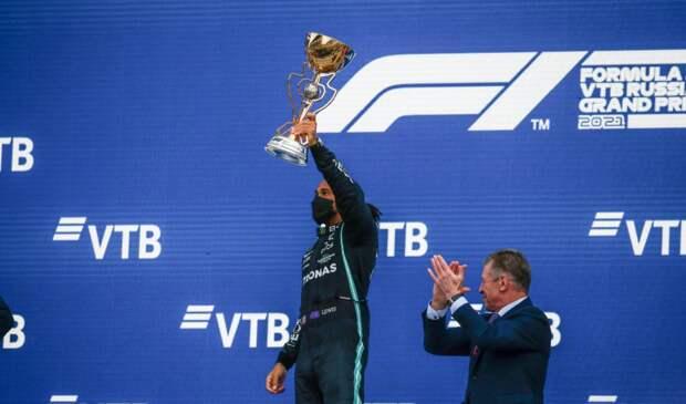 Хэмилтон сорвал банк в Сочи! Как семикратный чемпион мира выиграл сотый Гран-при и стал лидером сезона