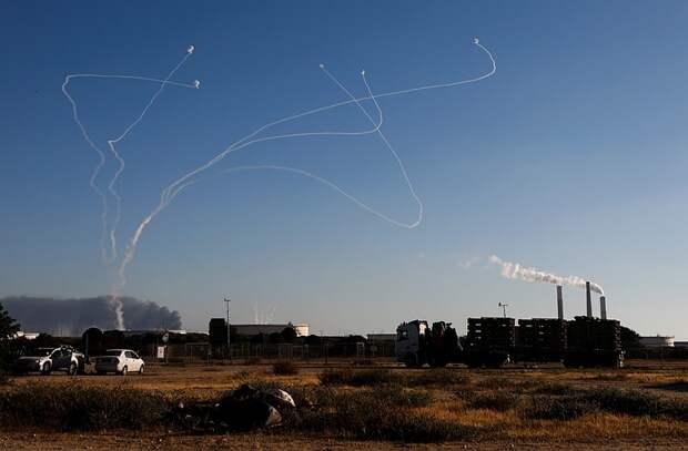 Армия Израиля нанесла удар по главному штабу Службы внутренней безопасности ХАМАС