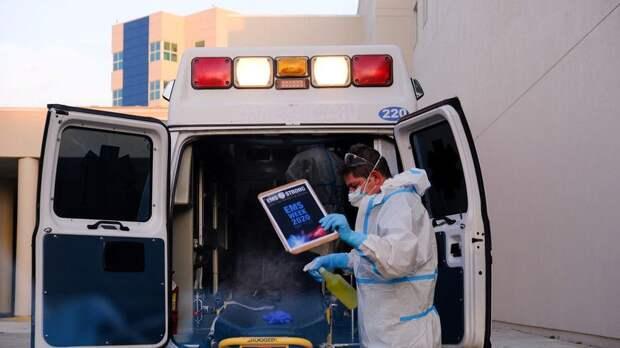 Число случаев коронавируса в США превысило 6,7 млн