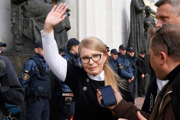 Тимошенко стала долларовым миллионером после получения компенсации в США