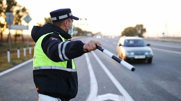 В майские праздники сотрудники ГИБДД отстранили от управления почти 100 пьяных водителей