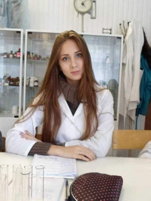 Медсестрички из российских соц. сетей
