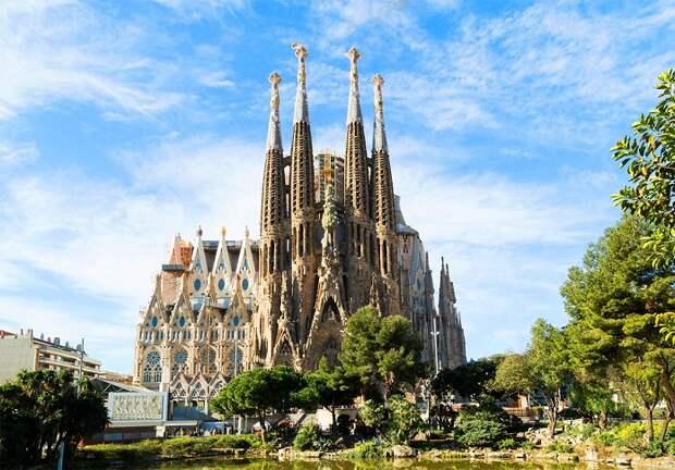 10 знаменитых европейских соборов