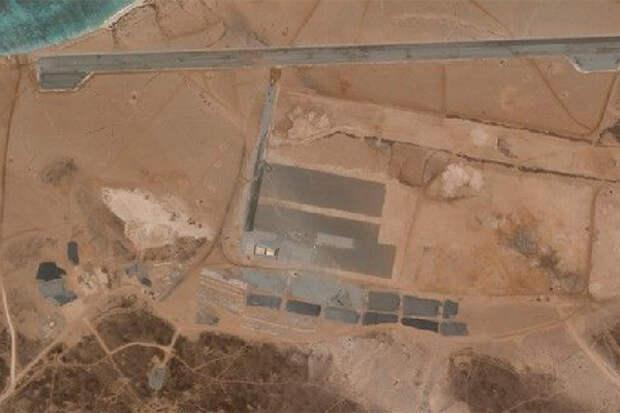 Йемен база пролив