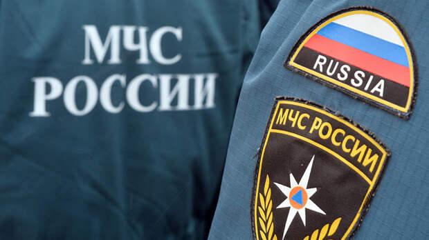 Часть административного здания обрушилась в Новочеркасске