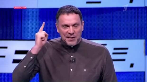 Рвущийся в Госдуму журналист Шевченко со скандалом сорвал дебаты на ТВ