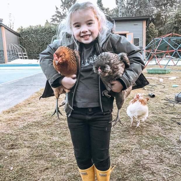 4. Главная на ферме животные, животные и дети, кошки, питомцы, собаки, фото