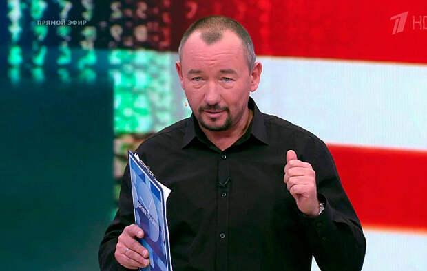 Телеведущий Артем Шейнин рассказал, что думает об украинских гостях на ТВ
