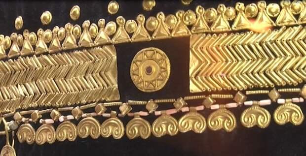 В России планируют опротестовать решение суда Амстердама передать скифское золото Украине