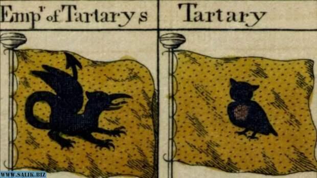 Несколько фактов о существовании Тартарии.