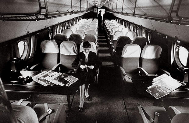 Самолет Ту 104 – первый, не значит лучший