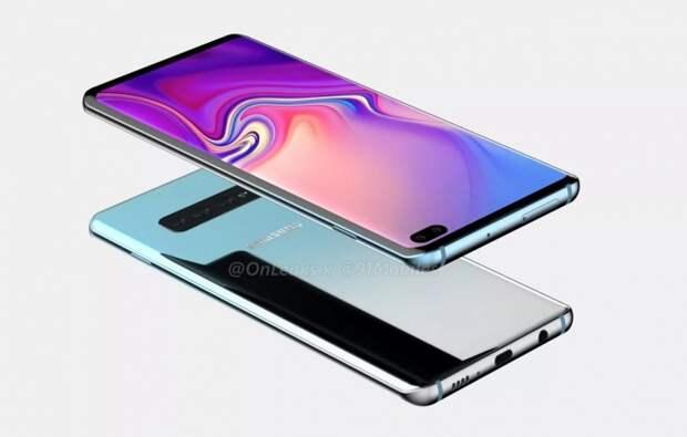 Samsung начала производство Galaxy S10 на месяц раньше