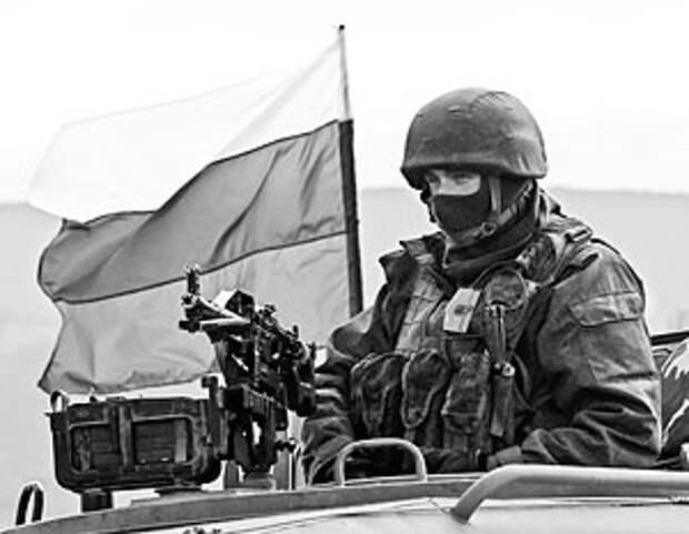 НАТО: Россия может ввести на Украину войска под предлогом гуманитарной миссии