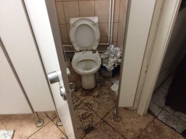 Туалет для скота в ГИБДД Казани: varlamov.ru — LiveJournal