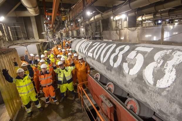 «Газпром» достроил «Северный поток — 2»: будут ли расти его акции и дальше