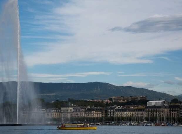 Аэрофлот возобновляет рейсы из Москвы в Женеву