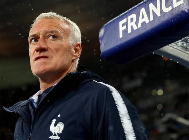 Дешам готов остаться на посту главного тренера сборной Франции после ЧМ-2022