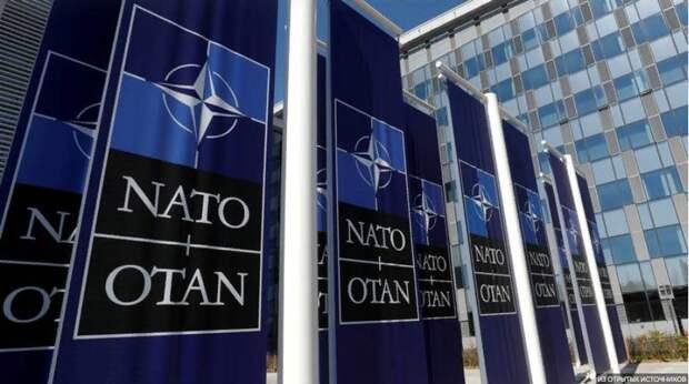 МИД РФ предупредил НАТО о последствиях вступления Украины в альянс