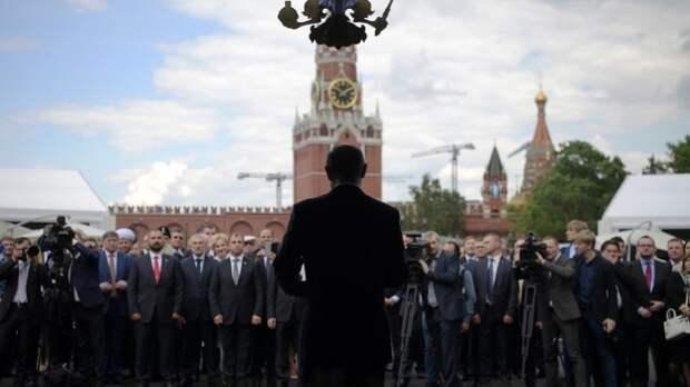 Либо сегодняшняя элита, либо Россия