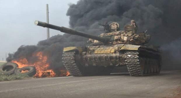 Враг наносит удары: турецким оружием в Сирии убиты военные (ФОТО, ВИДЕО)