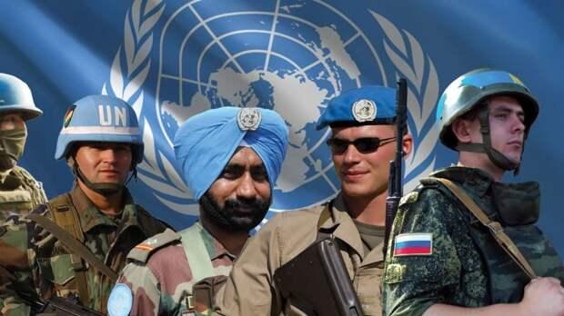 Международный день миротворца: Даже недруги признают эффективность России