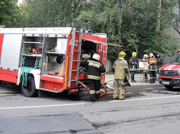 Странная смерть московской пары: убийца мог специально устроить пожар