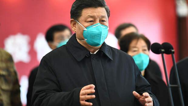 Си Цзиньпин примет участие в виртуальном климатическом саммите