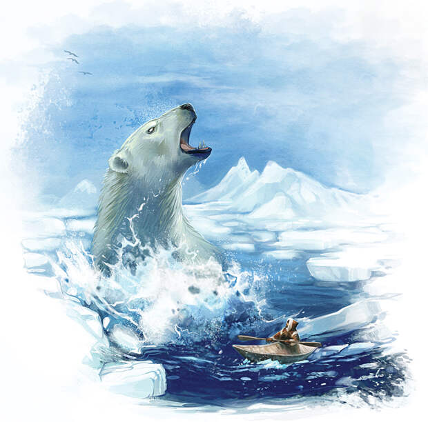 Мифы и легенды Арктики 13