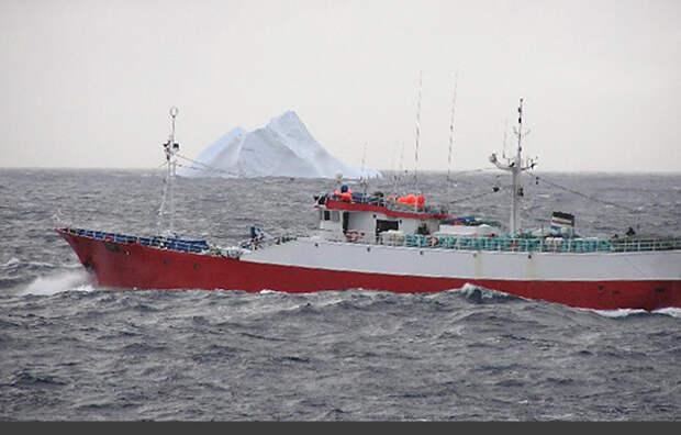 Открытое море.Арктика -это Средиземноморье XXI-ого столетия.