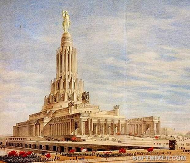Советская архитектура: Невоплощенные проекты