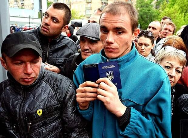 Из России депортируют 1 млн нелегалов, из них 152 тысячи — украинцы.