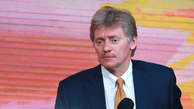 Песков заявил о недопустимости преследования Медведчука на Украине