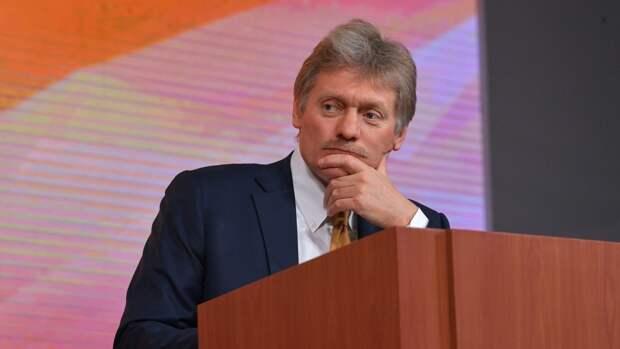 Песков заявил, что Медведчук не обращался к России за помощью