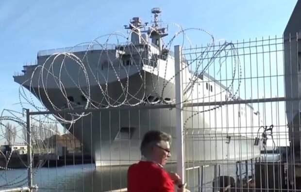 Универсальный десантный корабль-вертолётоносец для ВМФ России: миссия выполнима