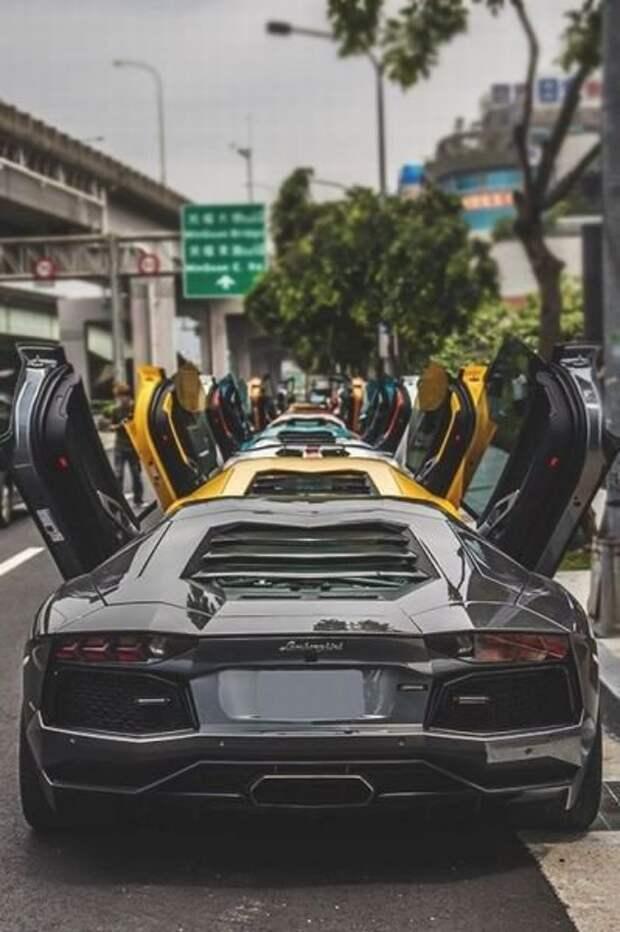 Автомобильные приколы (17 фото)