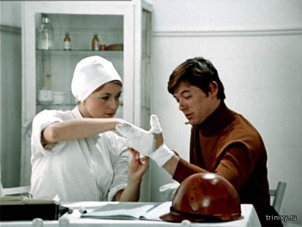 Киноляпы в советских фильмах (10 фото)