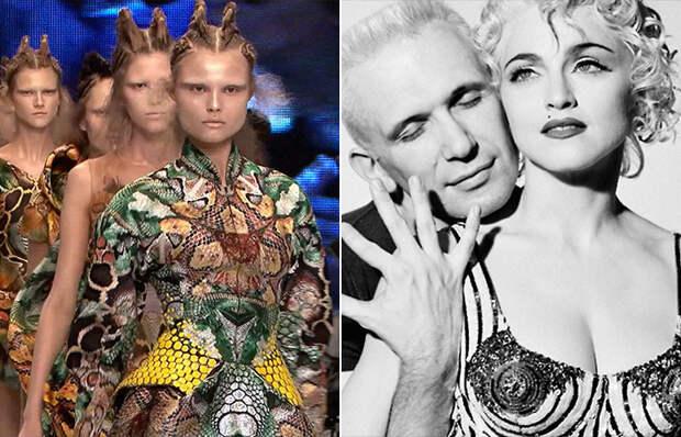 Чем запомнились девять самых ошеломляющих за последние 100 лет показов мод